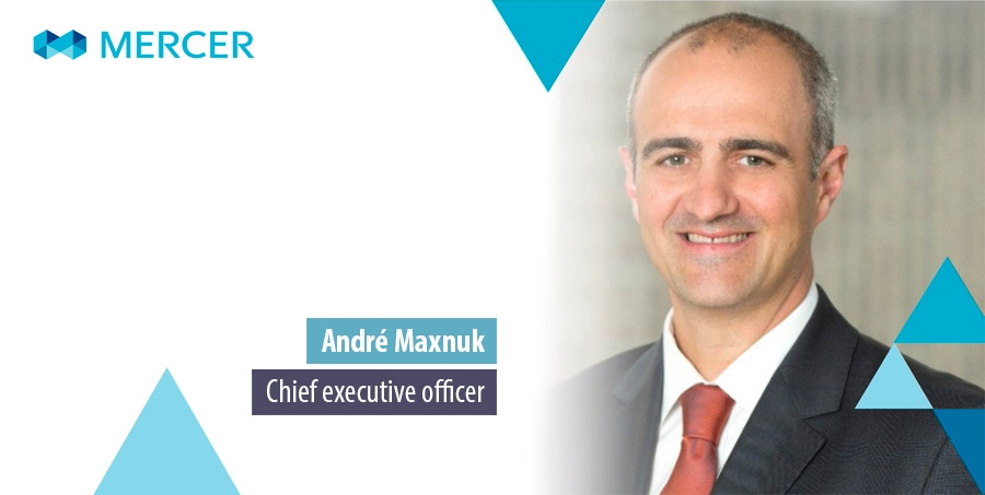 André Maxnuk, Chief executive officer - Mercer