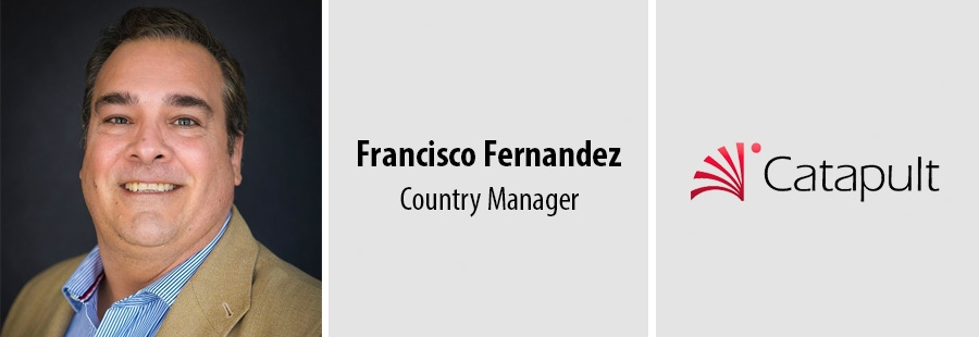 Francisco Fernandez, Country Manager - Catapult