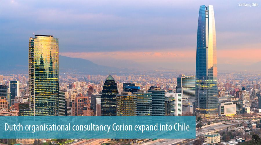 Dutch organisational consultancy Corion expand into Chile