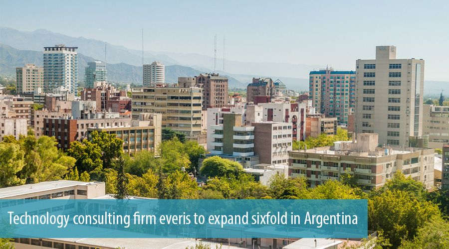 Technology consulting firm everis to expand sixfold in Argentina