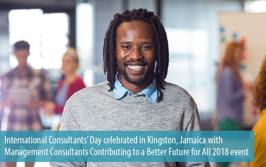 International Consultants' Day celebrated in Kingston by Caribbean industry leaders