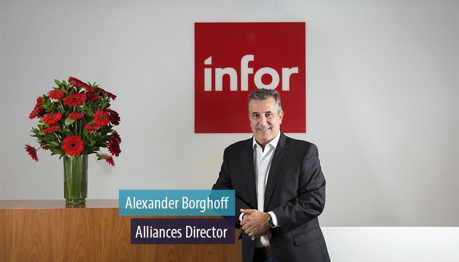 Alexander Borghoff, Alliances Director Latin America at Infor