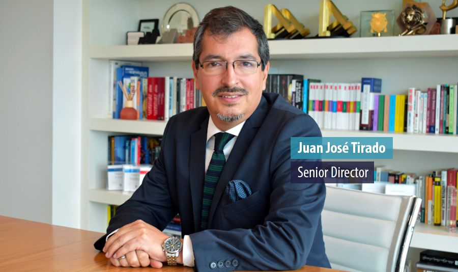 Llorente & Cuenca name Juan José Tirado as Senior Director of consumer engagement in Peru