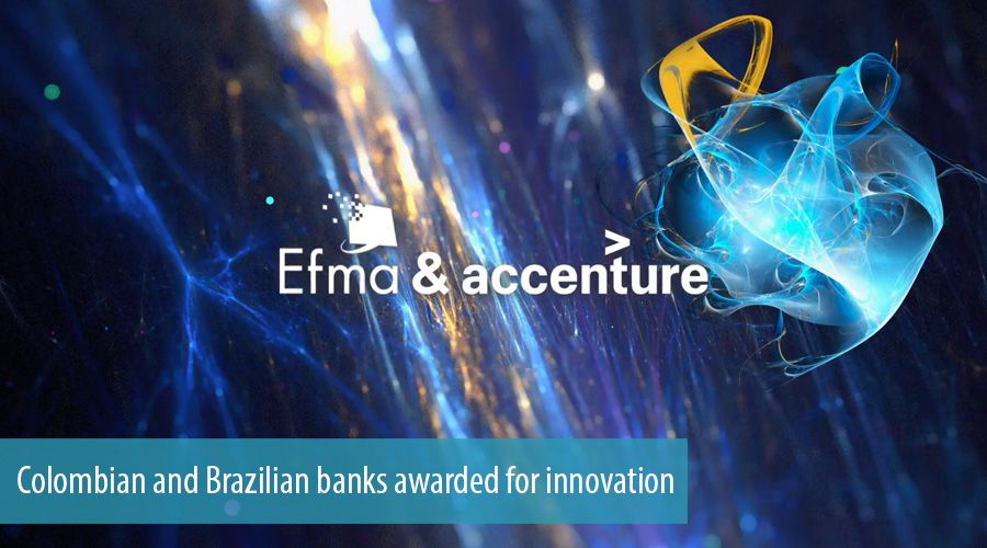 Colombian and Brazilian banks awarded for innovation