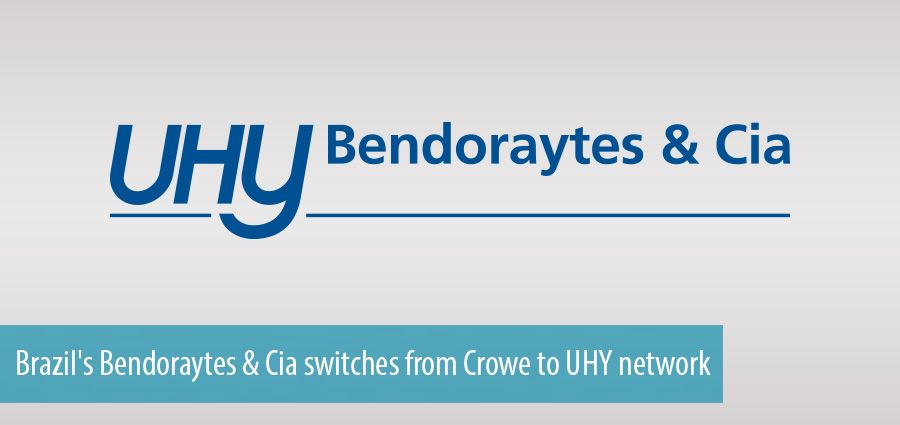 Brazil's Bendoraytes & Cia switches from Crowe to UHY network