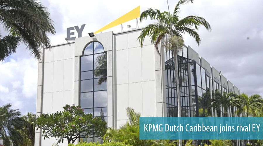 KPMG Dutch Caribbean joins rival EY