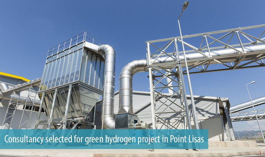 Consultancy selected for green hydrogen project in Point Lisas