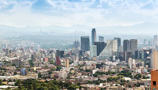 Latin American smart city potential: Mexico City leads the way