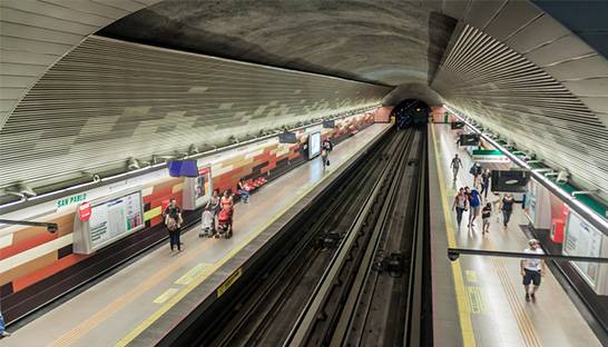 Metro de Santiago calls for consultancy services for construction of Line No. 7