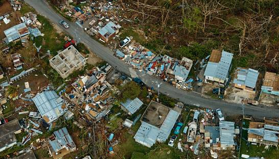 ICF wins $188 million disaster relief contract for Puerto Rico in wake of María