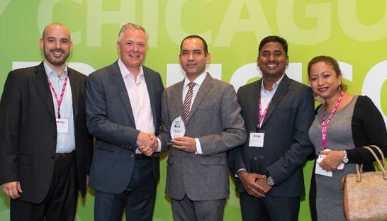 Tata Consulting Services named Latin American company of the year