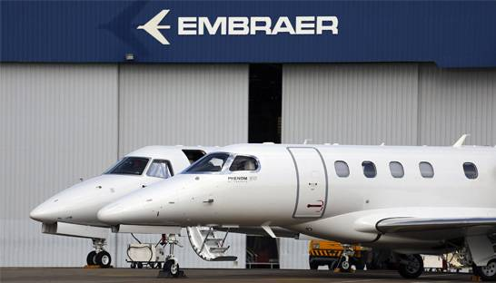 Embraer named the most innovative company in Brazil for the 3rd year in a row