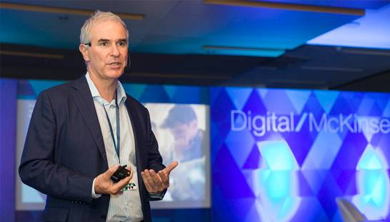 McKinsey & Company on mega-Digital Days tour of Latin America