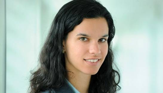 The inspiring young Brazilian woman leading a multinational giant in Oman