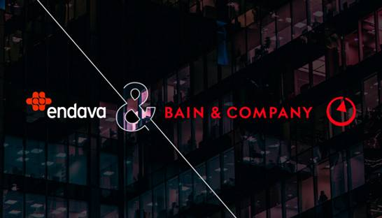 Bain & Company announces strategic partnership with Endava