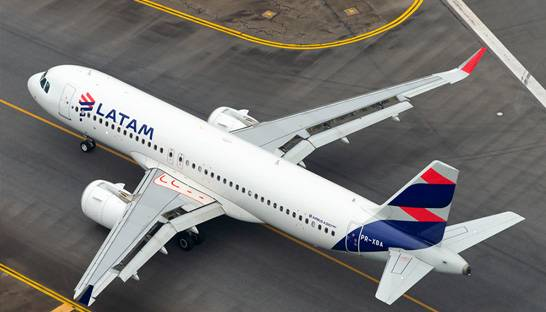 Latam Airlines flies in consultants for Chapter 11 work