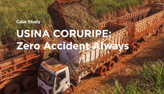 DSS helps Brazilian sugar giant see 94% reduction in accidents