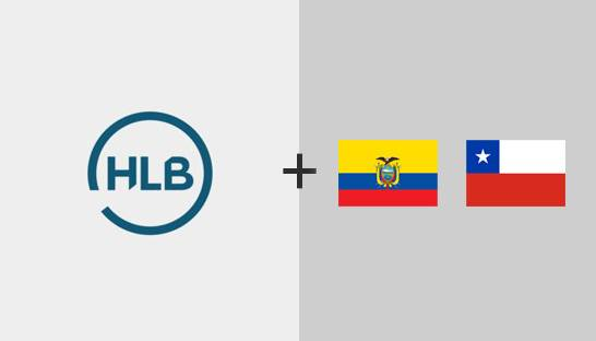 HLB Latin America adds member firms in Ecuador and Chile